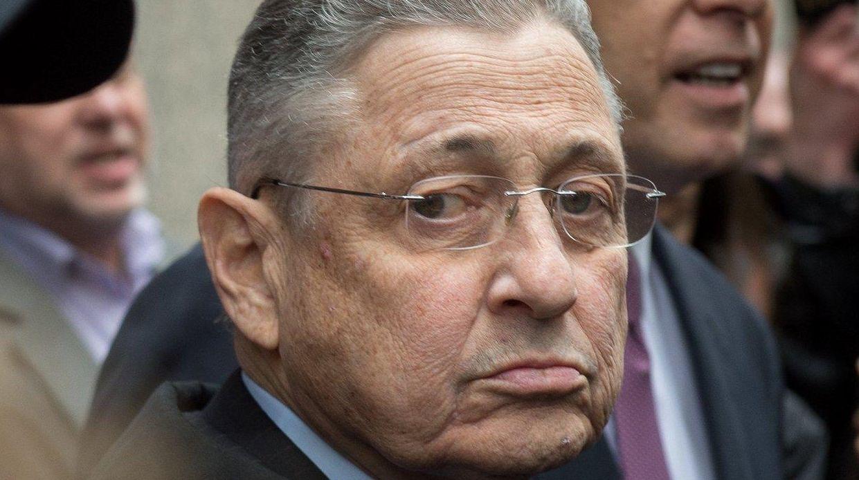 Former Democratic New York State Assembly Speaker Sheldon