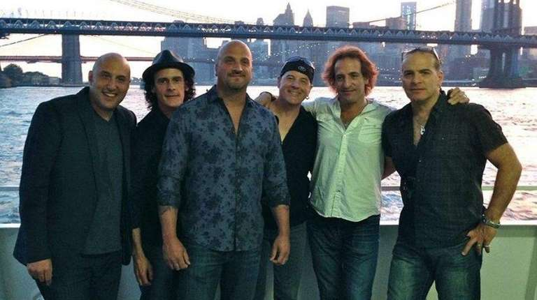 Michael DelGuidice from Billy Joel's current touring band