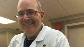 Daniel McCarthy, 41, assistant director of nursing at