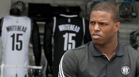Brooklyn Nets draft pick Isaiah Whitehead speaks to