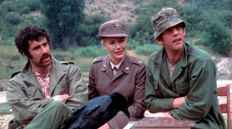 Movies like M*A*S*H (1970) are examined in the