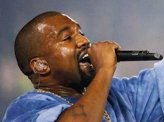 Kanye West has a new deal with Adidas