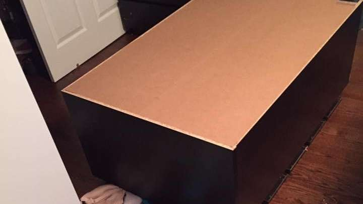 Jaime Sumersille of Bellmore said this Ikea dresser