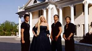 Victoria Gotti, her sons and their home were