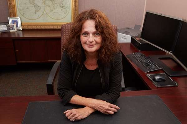 Middle Country School District Superintendent Roberta Gerold in