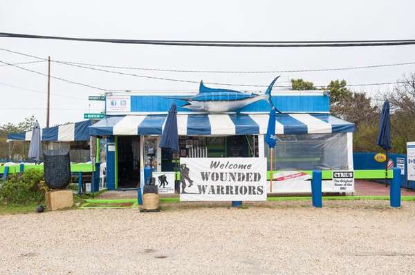 Cyril's Fish House closed in May after a