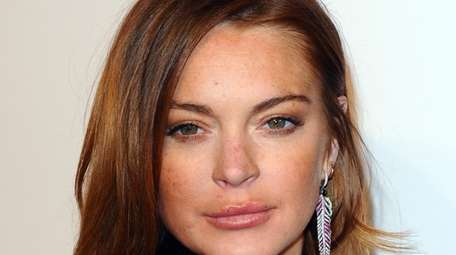 Lindsay Lohan has been living in London since