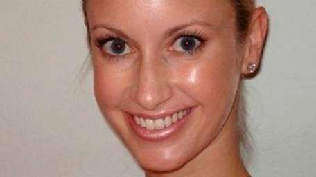 Dermatologist Kiersten Rickenbach Cerveny was found dead on