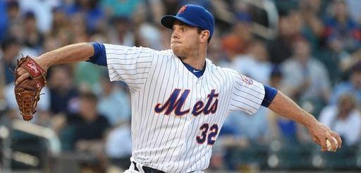 New York Mets starting pitcher Steven Matz delivers