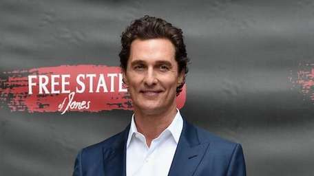 Actor Matthew McConaughey attends the photo call for