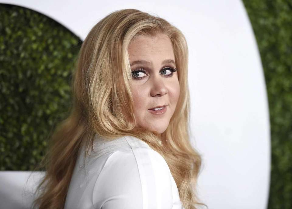 Amy Schumer endorsed Hillary Clinton on social media