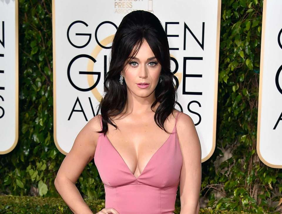 Katy Perry joined both Hillary and Bill Clinton