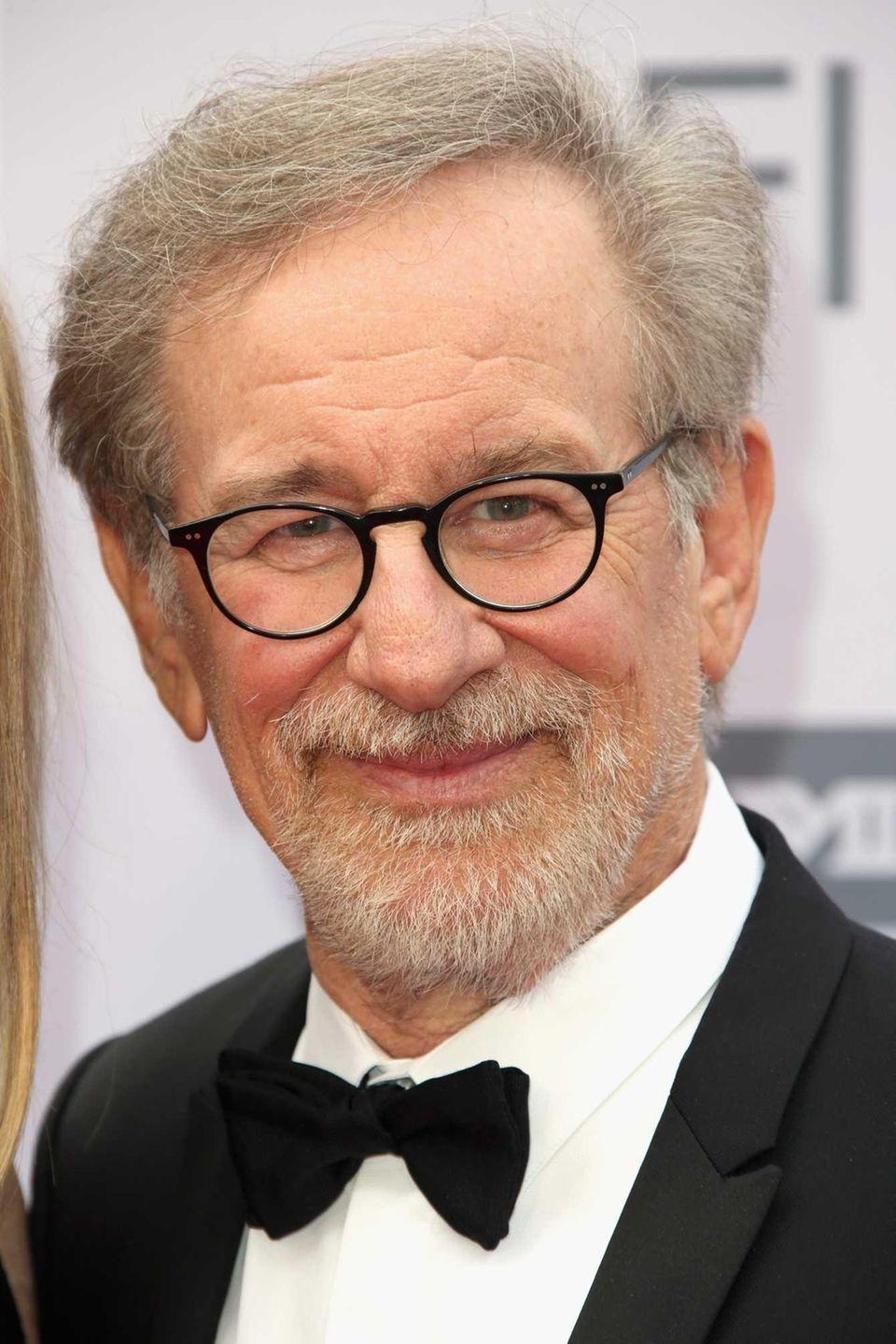 Director Steven Spielberg has donated big money to