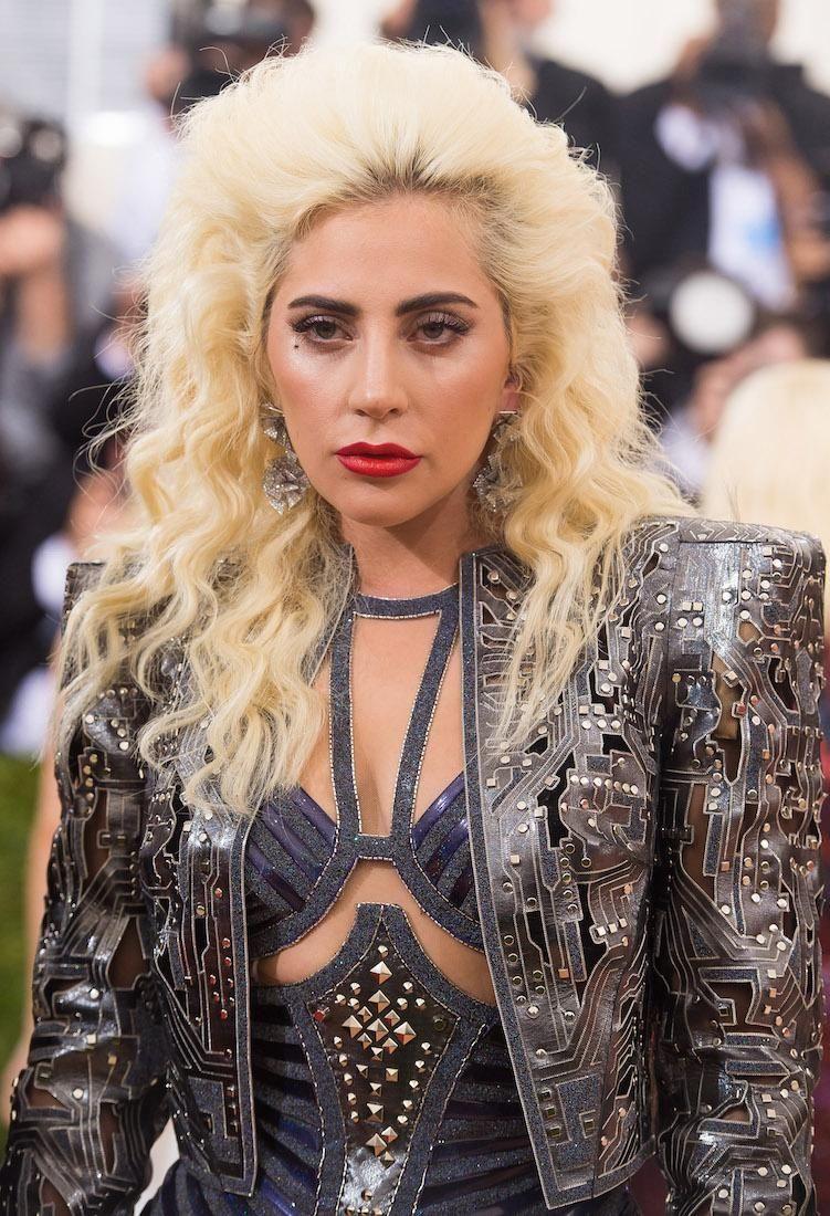 Lady Gaga took to Instagram in June 2015