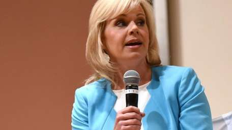 Gretchen Carlson, who was fired from Fox News