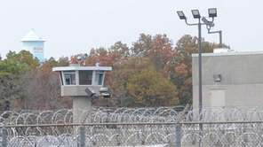 Suffolk County Correctional Facility in Riverhead on Thursday,