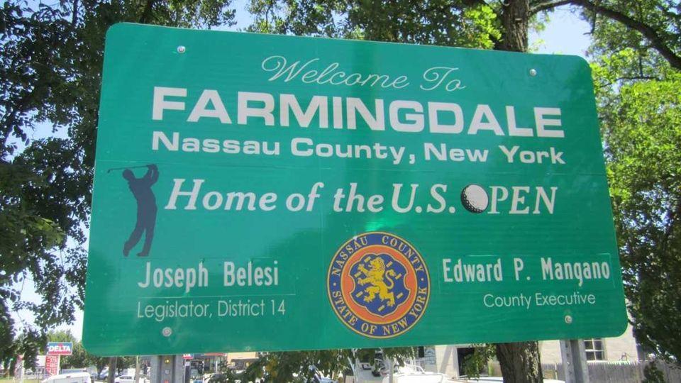 We've got Bay Shore, Bayport, Bayville, Farmingville, Farmingdale,
