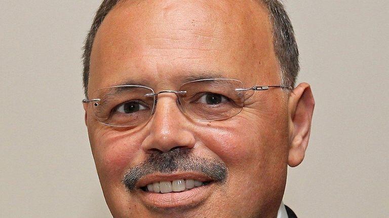 Former Suffolk County Democratic Legis. Rick Montano is