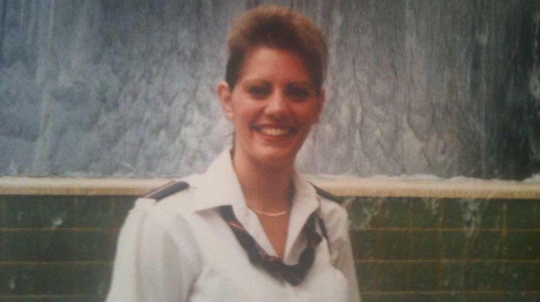 Wendy Sander, from Massapequa, seen here in 1996,