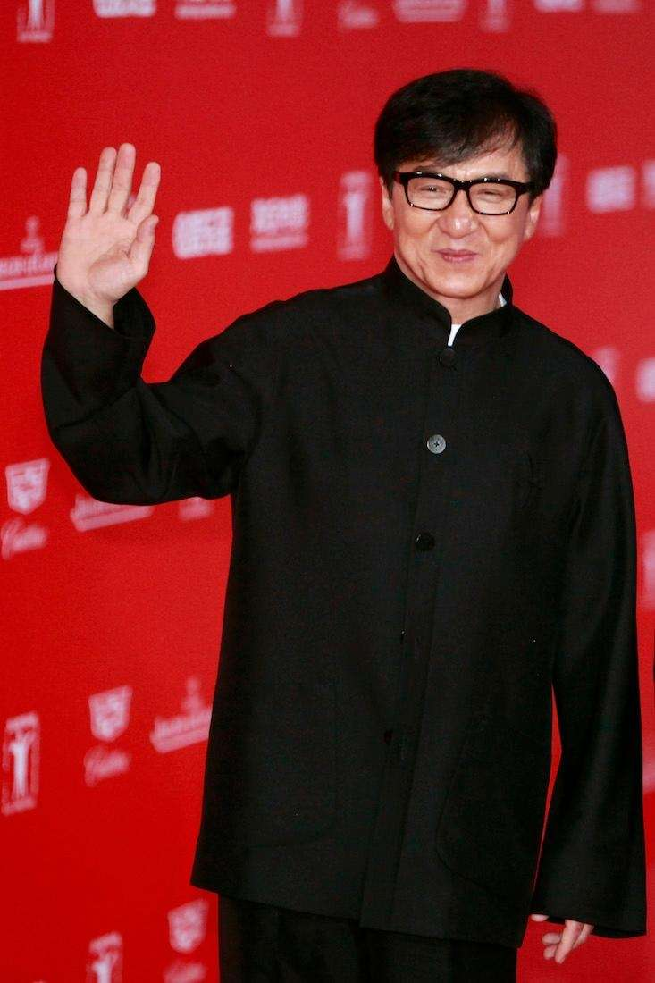 According to Forbes, Jackie Chan made his $49