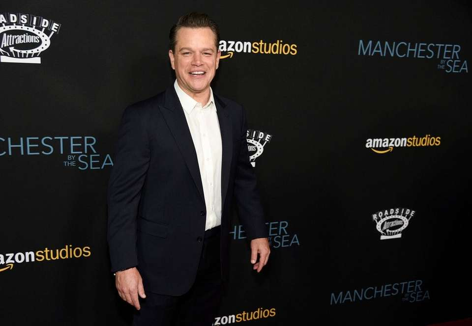 Matt Damon makes the list again with $21