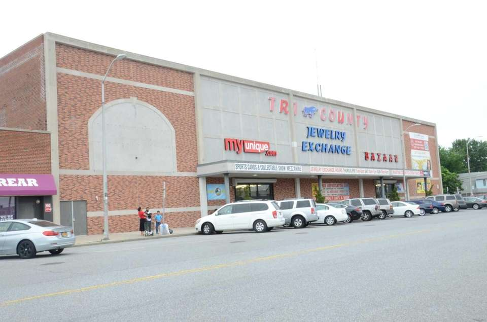 Thirty years later, the Tri County bazaar --
