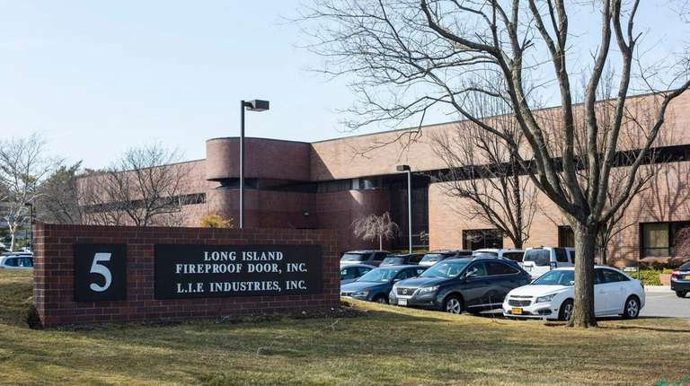 Long Island Fireproof Door Inc. at 5 Harbor