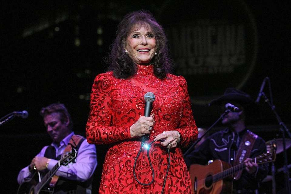 Country singer Loretta Lynn said in an interview