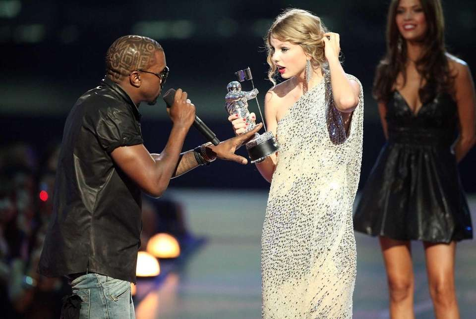 Swift won the MTV Video Music Award for