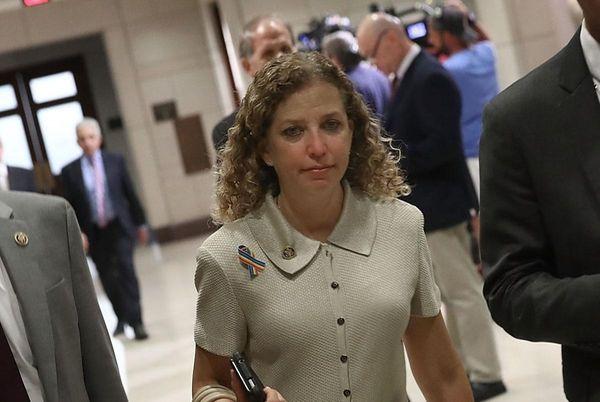 Debbie Wasserman Schultz, the Democratic National Committee Chairwoman,