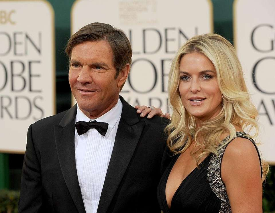 Dennis Quaid and Kimberly Buffington called it quits