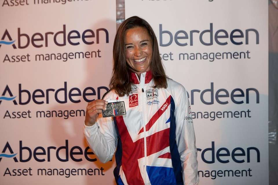 Aberdeen Asset Management congratulates Pippa Middleton and the