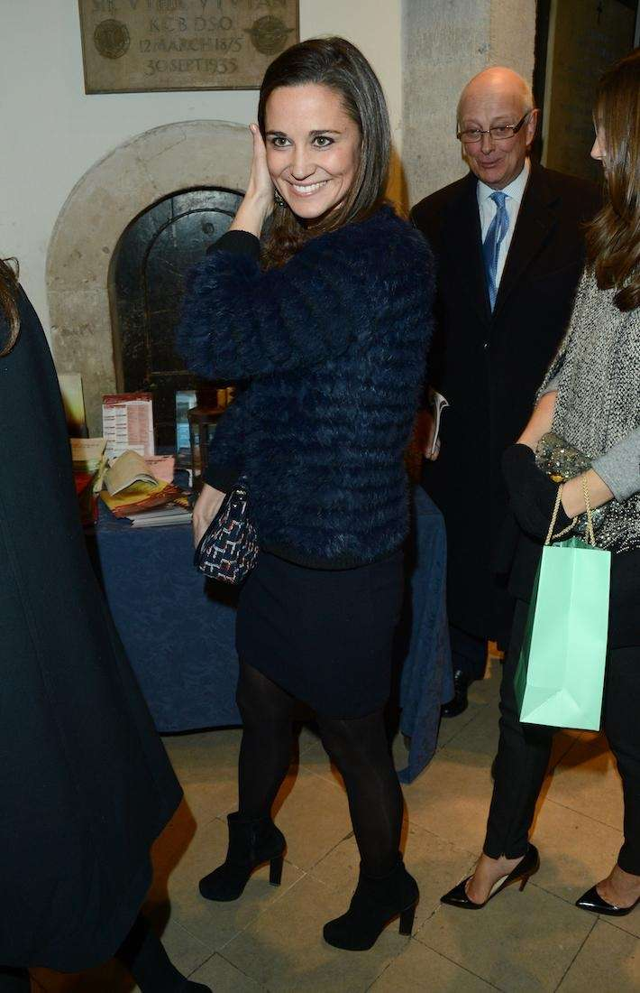 Pippa Middleton seen at the The Fayre of