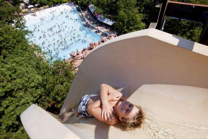 Somehow the smaller-scale theme parks like Farmingdale's Adventureland