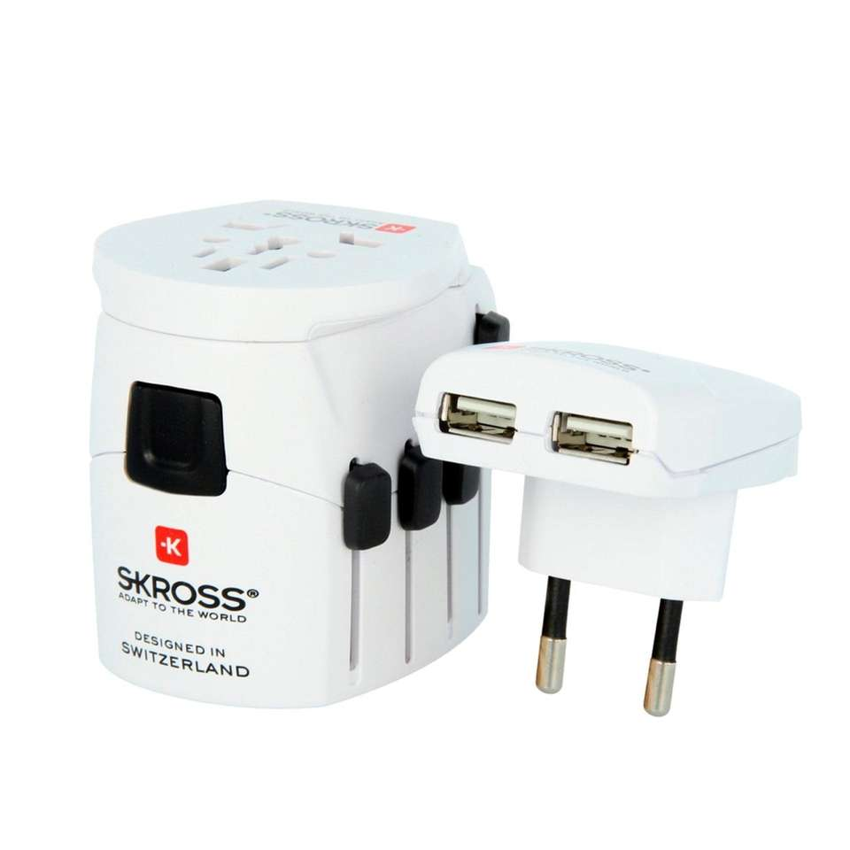 NAME SKROSS World Adapter Pro + USB COST