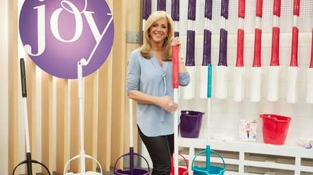 Joy Mangano, a Huntington native who now lives