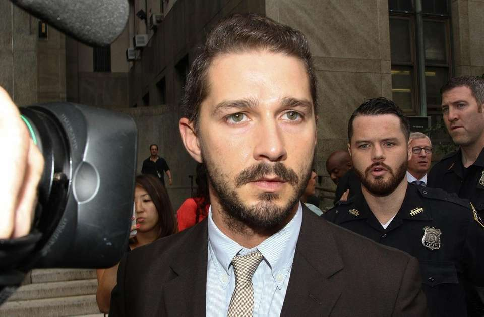 Shia LaBeouf has recently become known for his