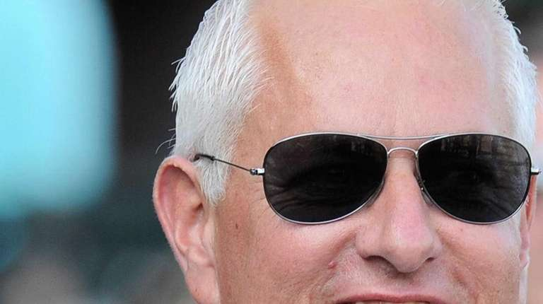 Trainer Todd A Pletcher Heads To The Winners