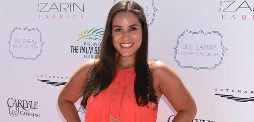 Actress Gina Naomi Baez