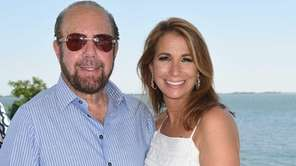 Bobby Zarin and Jill Zarin, who hosted her
