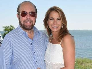 Bobby and Jill Zarin, who hosted her fourth