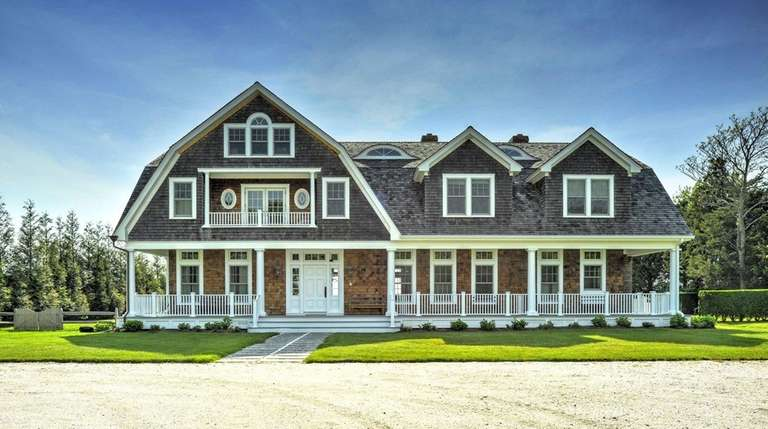 This Shelter Island estate was constructed by East