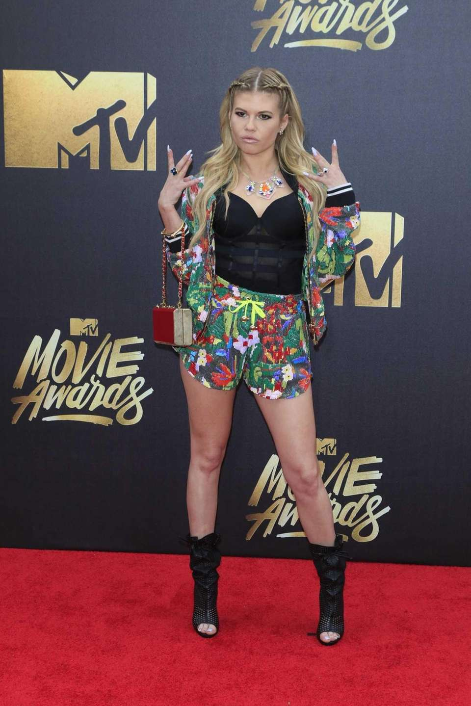 Entertainer and MTV star Chanel West Coast was