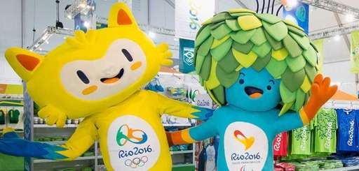 Rio 2016 Olympic and Paralympic Games mascots Vinicius