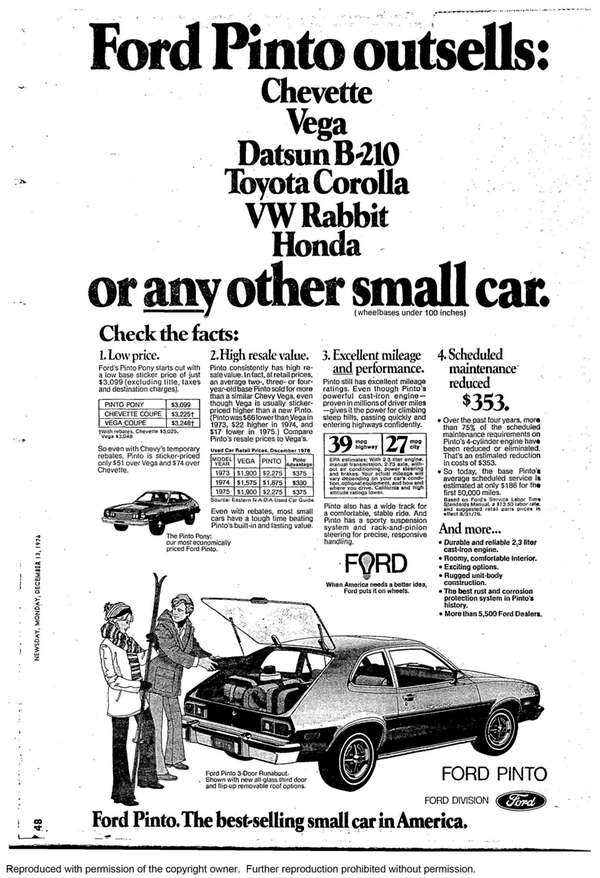Classic car and dealership ads in Newsday | Newsday