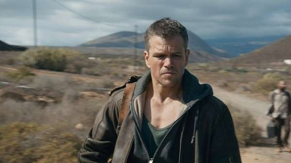 Matt Damon is back as a CIA operative
