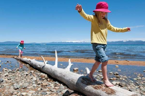 Lake Tahoe, Nev., provides opportunities for an active