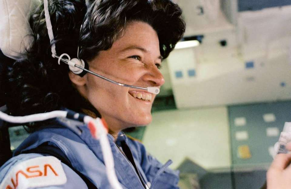 Sally Ride became the first American woman to