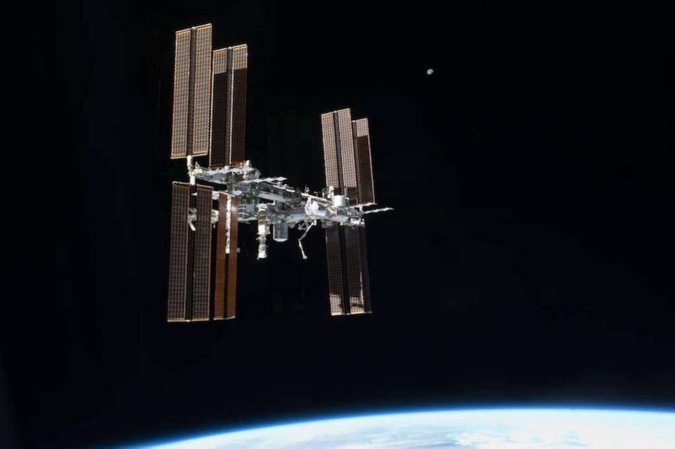 The International Space Station launched in 1998 and