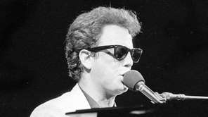 Sept. 1-3 (1980): Billy plays Nassau Coliseum.